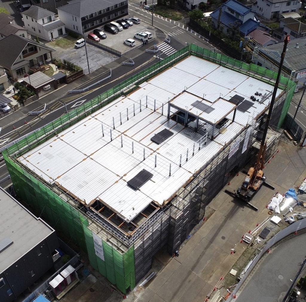 複合施設新築工事